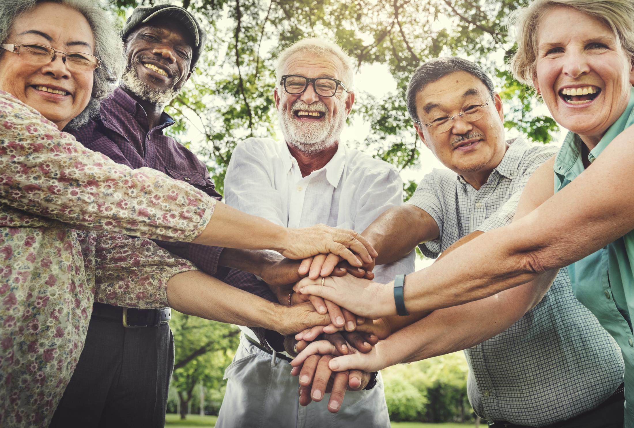 Promoting independence in older Canadians