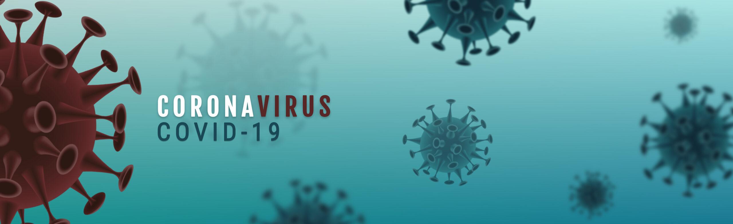 Cellules du virus COVID-19