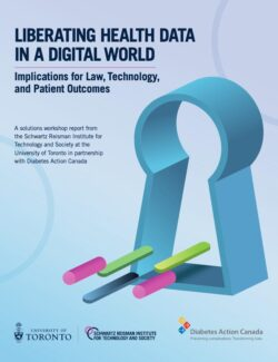 New Report: Liberating Health Data in a Digital World